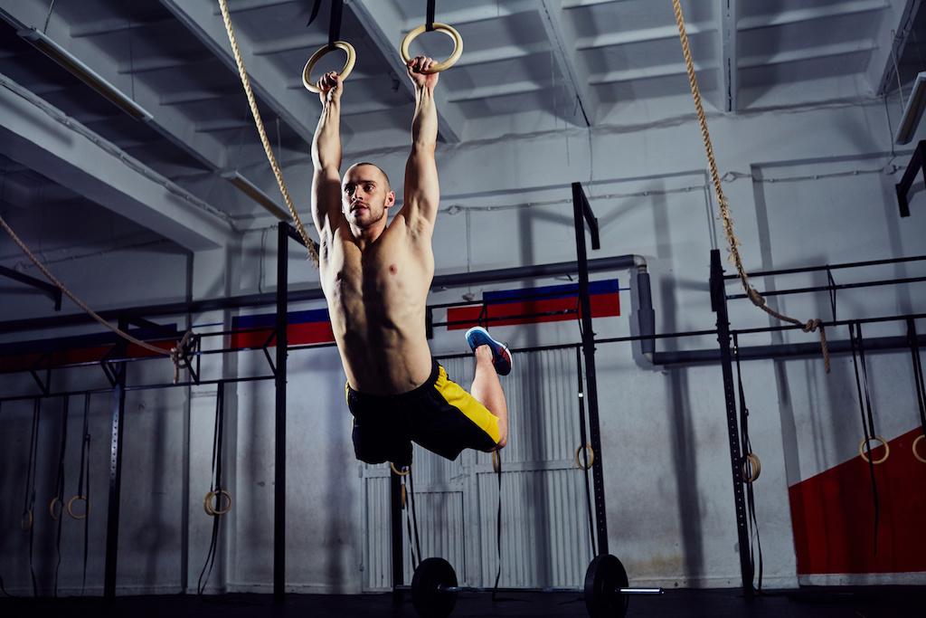 運動能力の高い人