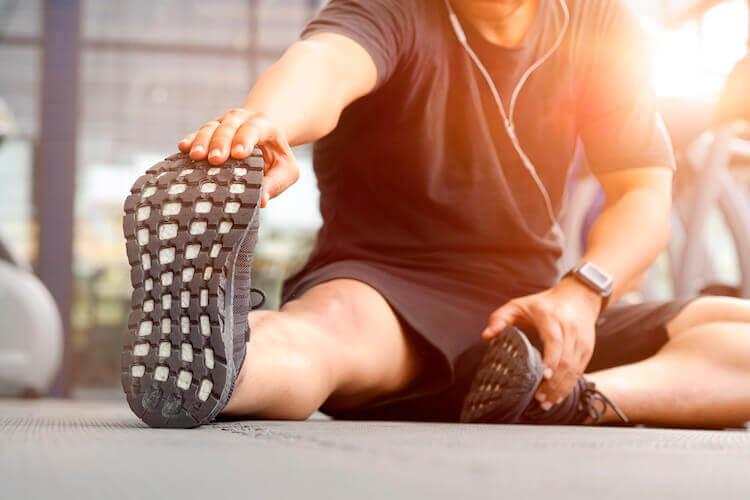筋肉の回復