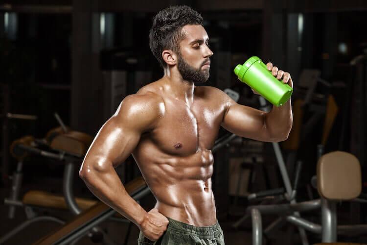 トレーニング中の糖質補給
