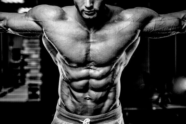 除脂肪体重の増加
