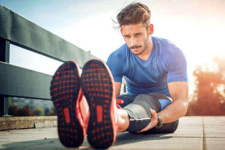 筋肉痛・筋肉疲労の予防