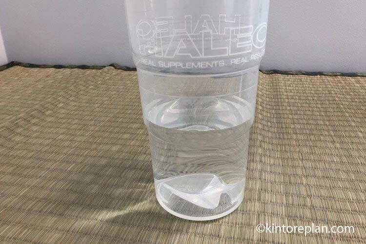 300mlの水